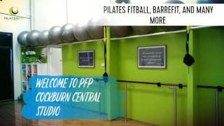 Corporate Pilates